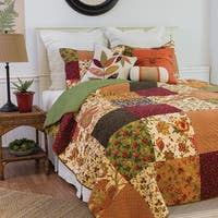 Pine Canopy Angelina 3-piece Quilt Set