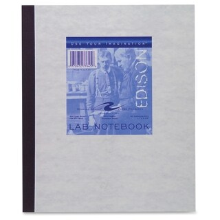 Roaring Spring Side Bound Lab Notebook - Gray