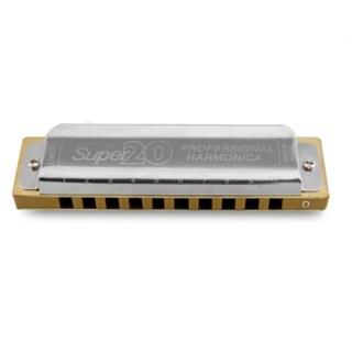Hering Harmonicas 8020E Super 20 Diatonic Harmonica - Key of E