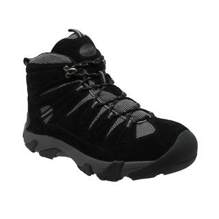 Men's Composite Toe Work Hiker Black