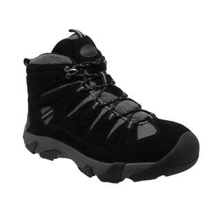 Men's Composite Toe Work Hiker Black