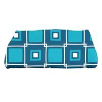 30 x 60-inch Square Pop Geometric Print Bath Towel