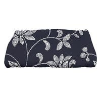 30 x 60-inch Traditional Floral Floral Print Bath Towel