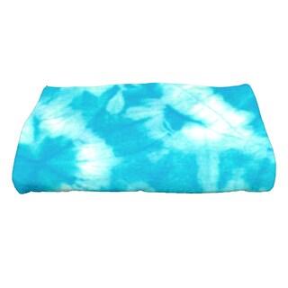 28 x 58-inch Chillax Geometric Print Bath Towel
