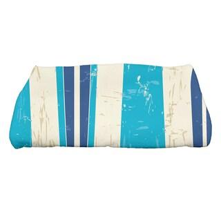 28 x 58-inch Dean Geometric Print Bath Towel