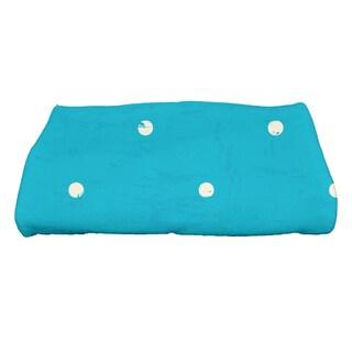 28 x 58-inch Dorothy Dot Geometric Print Bath Towel
