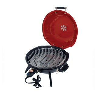 Better Chef 15-inch Electric Tabletop Barbecue Grill
