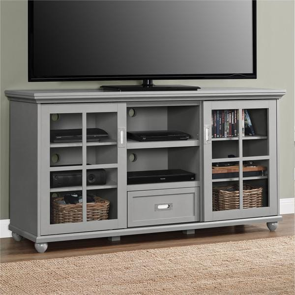 shop avenue greene abbeywood tv stand buffet free shipping today 12223505. Black Bedroom Furniture Sets. Home Design Ideas