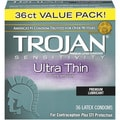 Trojan Sensitivity Ultra-thin Lubricated Condoms