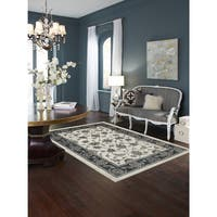 Mohawk Home Aurora Traditional Floralesqe Area Rug (8' x 10') - 8' x 10'