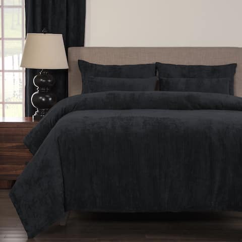 Silver Orchid Powell Imperial Soft 6-piece Duvet Cover Set