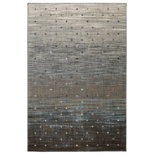 Karastan Studio Serenade Allegro Gray Area Rug (8' x 11')