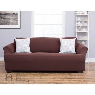 Cambria Collection Heavyweight Stretch Sofa Slipcover