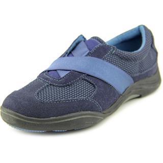Grasshoppers Women's 'View Alt Closure' Regular Suede Athletic Shoes