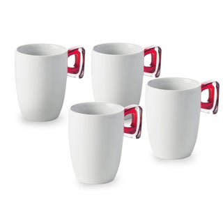 Lorren Home Trends Omada-Italy Mugs (Pack of 4)