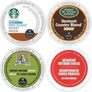 Faro Roasting Houses 96-count K-Cup Decaf Coffee Variety Pack