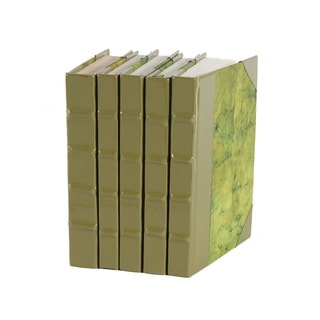 Patent Leather Books - Army Green, S/5