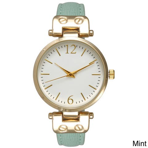 Olivia Pratt Womne's Fashionable Modest Watch