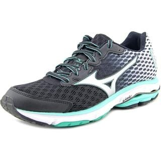 Mizuno Women's 'Wave Rider 18' Mesh Athletic Shoes