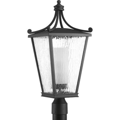Progress Lighting P6439-31Black Aluminum Post Lantern