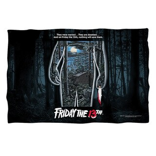 Friday The 13Th-Poster Pillow Sham