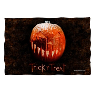 Trick R Treat-Pumpkin Pillow Sham