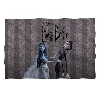 Corpse Bride-Bride and Groom Pillow Sham