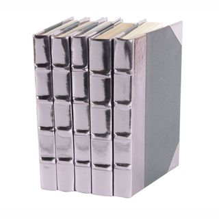 Metallic Book Collection - Lilac, S/5