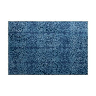Patina Geometric Print Indoor/ Outdoor Rug (3' x 5')
