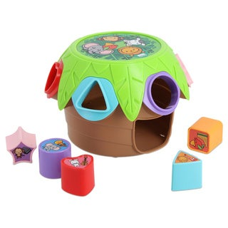 Kidz Delight My Lil Bongo Shape Sorter - Green