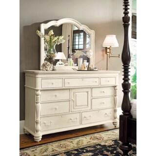 Paula Deen Home Door White Linen Dresser