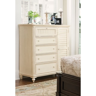Paula Deen Down Home Aunt Peggy S Oatmeal Finish Drawer