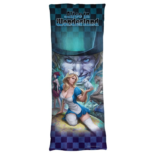 Zenescope/Alice Plush Fleece Body Pillow