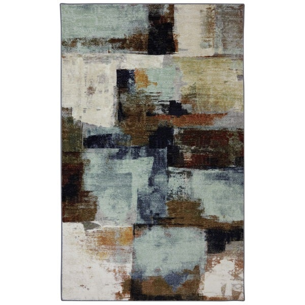 Shop Mohawk Home Strata Diffusion Multi Area Rug 8 X 10