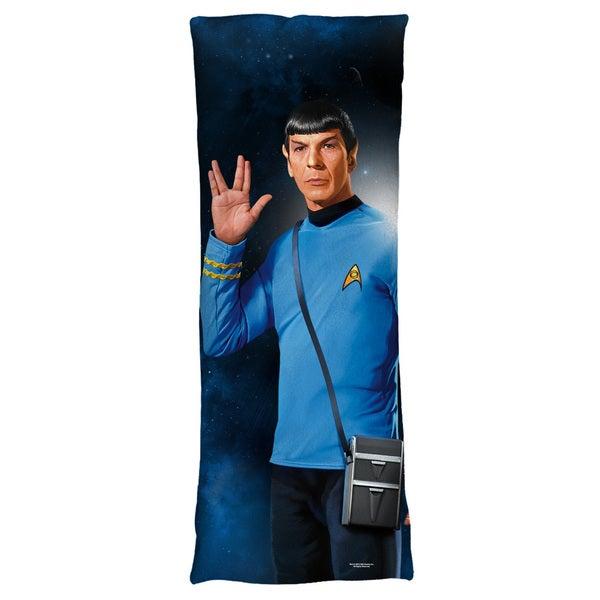 Star Trek/Spock Plush Fleece Body Pillow