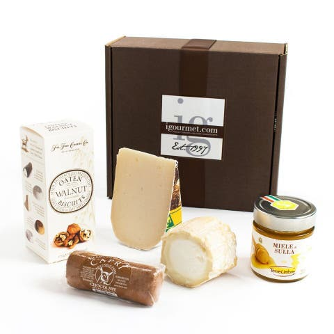 igourmet The Goat Cheese Lovers Gift Box