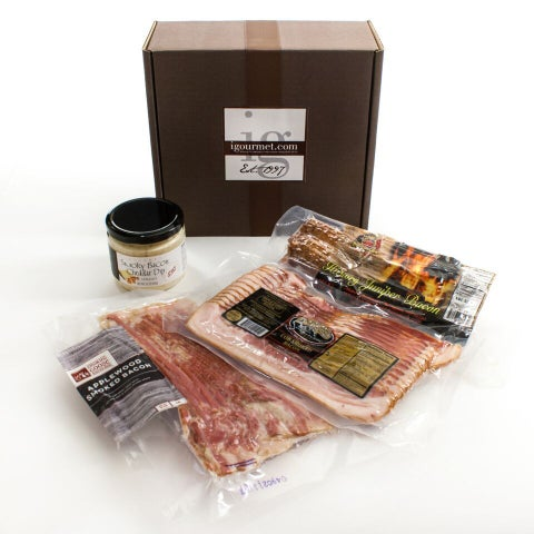 igourmet The Smoked Bacon Gift Box