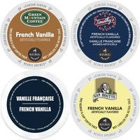 Faro Roasting Houses 96-count K-Cup French Vanilla Variety Pack Coffee Sampler for Keurig Brewers