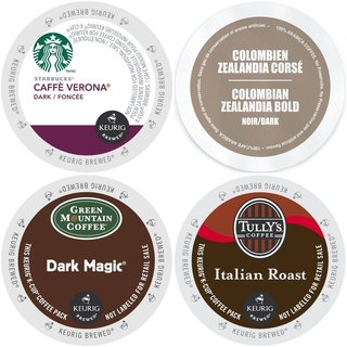 Extra Bold Coffee Variety Pack for Keurig K-Cup Brewers (96 Count)