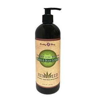 Earthly Body Naked in the Woods Hemp Seed 16-ounce Hand and Body Lotion
