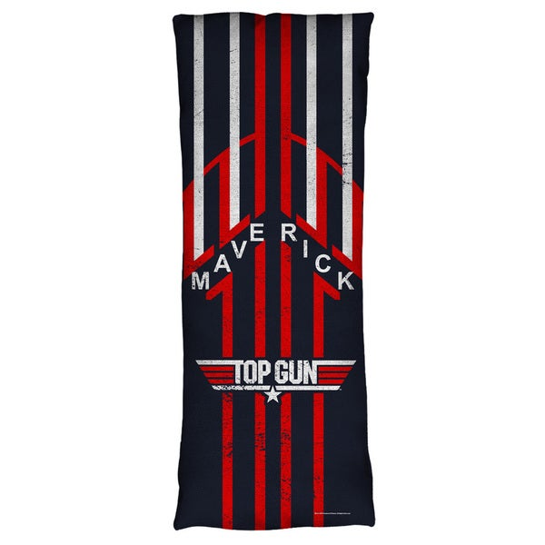 Top Gun/Maverick Microfiber Body Pillow
