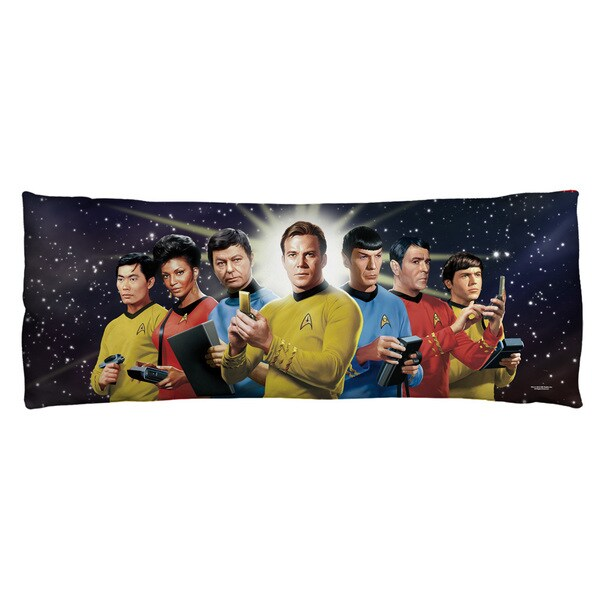 Star Trek/Original Crew Microfiber Body Pillow