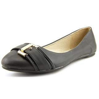 Cathy Din Women's 'Desiree-3' Leather Casual Shoes
