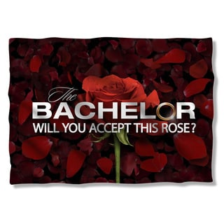 Bachelor/Rose Petals Pillowcase