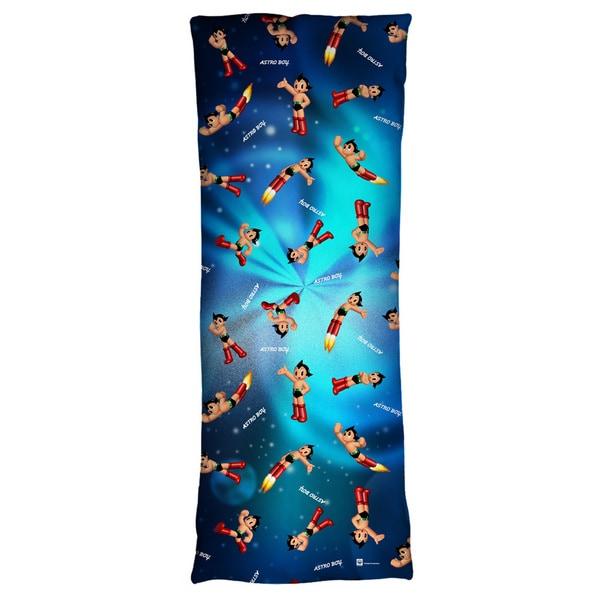 Astro Boy/Pattern Microfiber Body Pillow