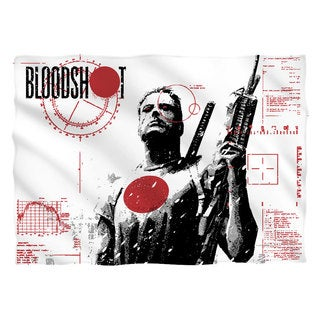 Bloodshot/Take Aim Polyester 20x28 Pillowcase