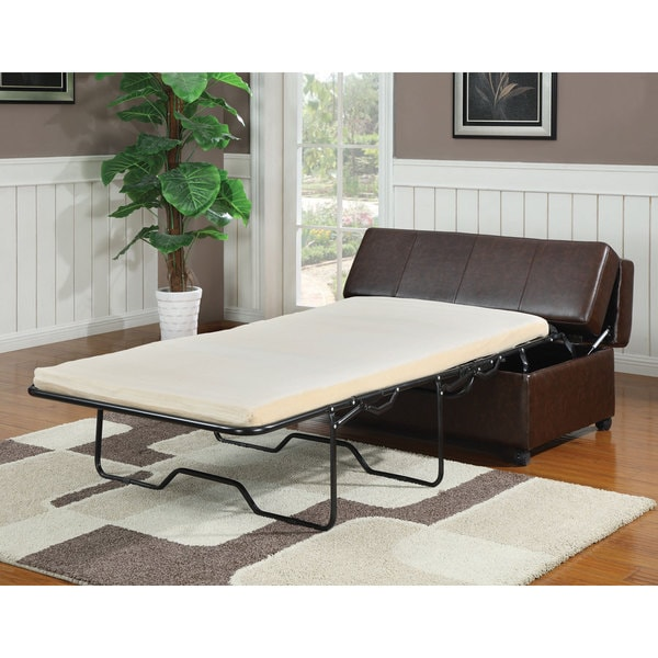 Shop Coaster Company Bench With Hidden Sleeper 47 50 Quot X