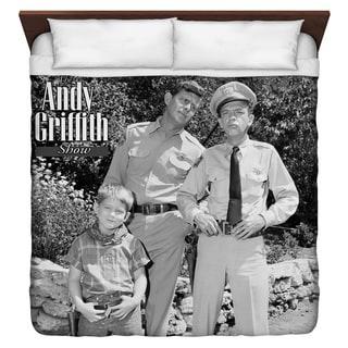Andy Griffith/Lawmen Duvet Cover