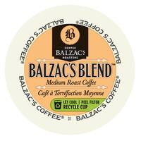 Balzac's Coffee Roasters Balzac's Blend RealCup Coffee Portion Pack for Keurig Brewers