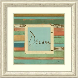 Framed Art Print 'Dream' by Grace Pullen 27 x 27-inch